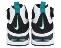 Vertical Nike Swoosh on the back