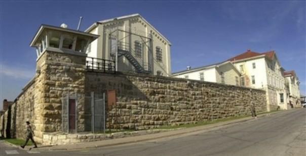 Leavenworth Federal Penitentiary