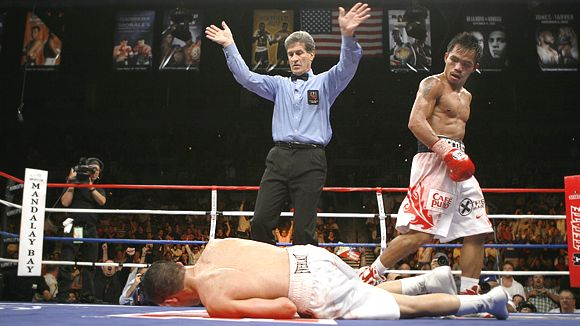 Another KO for Pacquiao