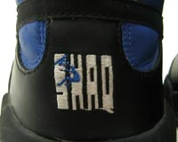 Shaq logo on back