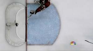 Stick save and a beauty!