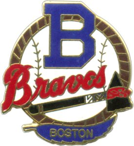 The Boston Braves are back in town this weekend