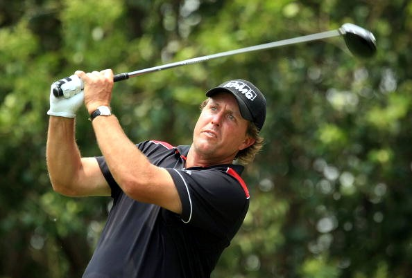 Mickelson is making an epic run at the Open.
