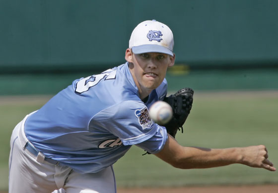 A Tar Heel with 100 MPH gas? What could be better?