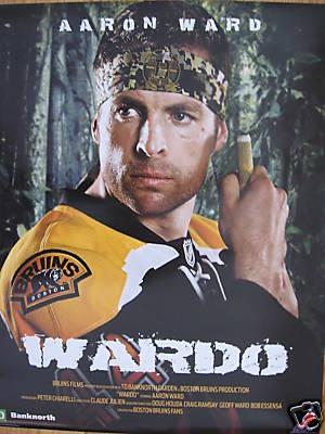 It's tough to see Wardo go.