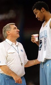If Rasheed Wallace was good enough for Coach Smith, he should be good enough for you.
