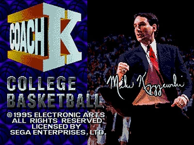 Coach K Basketball - so good, even a UNC fan could love it