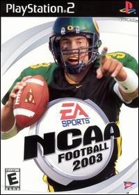 You wouldn't guess that Joey Harrington was the cover guy for the greatest college football game ever