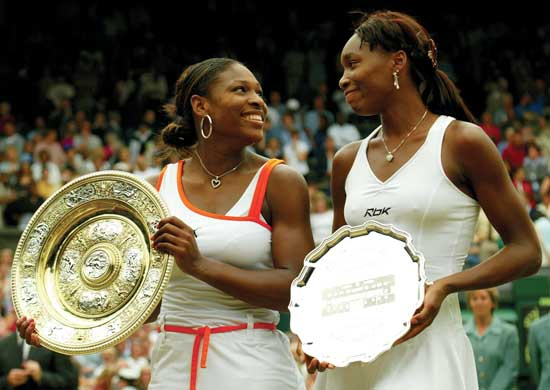 This has been the decade of the Williams sisters